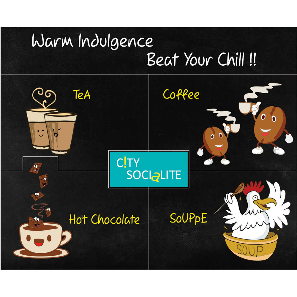 hot chocolate design- designing services in delhi