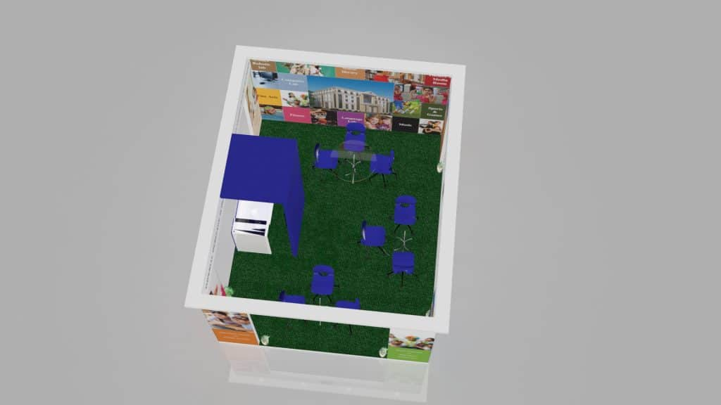 3d exhibition stall top - 3d stall designing services in delhi