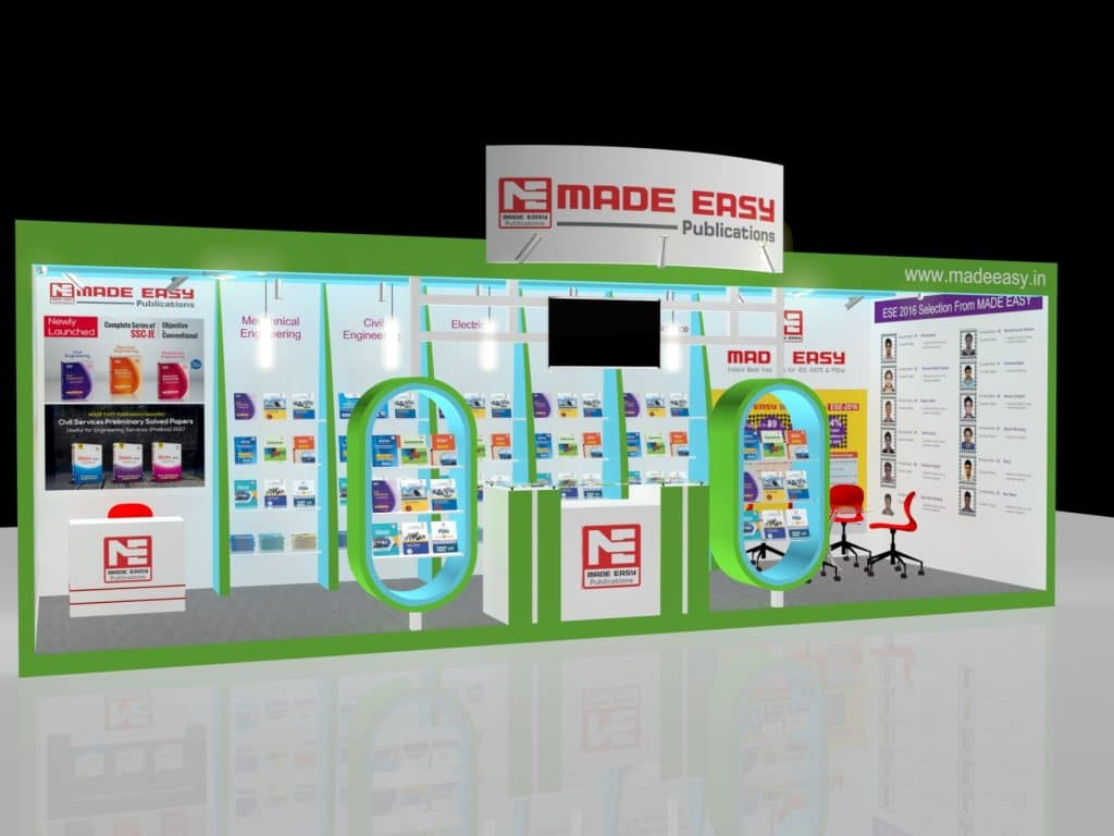 3d exhibition stall right- 3d stall designing services in delhi